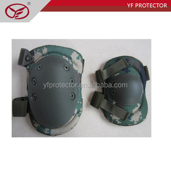 military knee and elbow pad