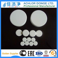 SDIC 3g Chlorine Disinfection Tablet Using
