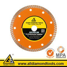 Turbo Rim Marble Cutting Diamond Saw Blade for Cutting Saw