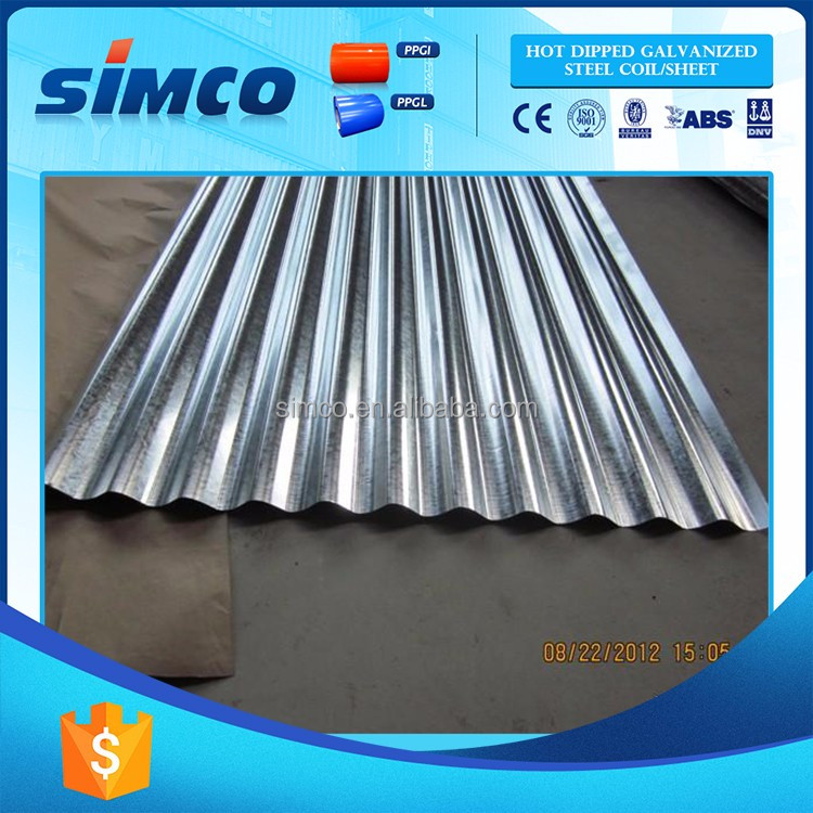 Wholesale China Factory 0.4mm thick aluminum zinc roofing sheet