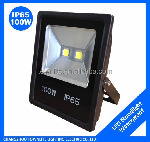 100w led outdoor waterproof directional luminaire ip65 led proyector flood light