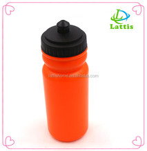 Wholesale orange Color Double Wall Custom Plastic Coffee Travel Mug/colorful food-grade plastic water cup