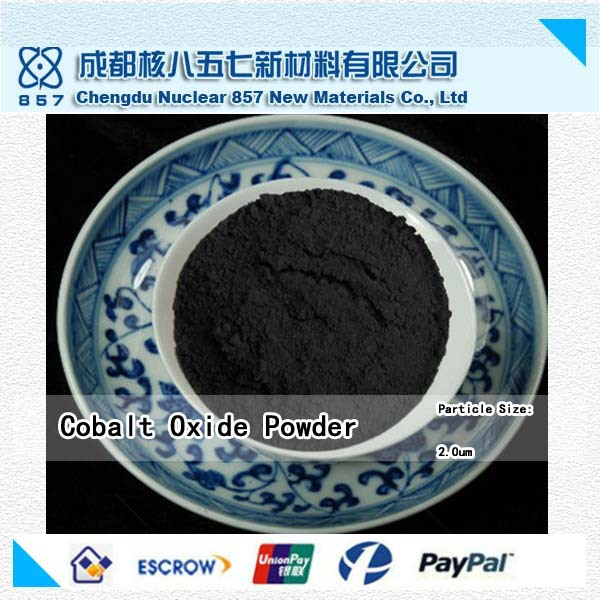 direct outlet high purity Co oxide powder nuclear cdh857 factory