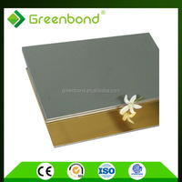 Greenbond modern exterior wall cladding building materials for acp furniture from china supplier