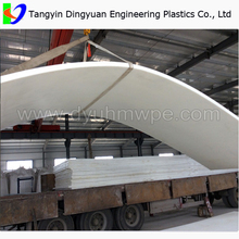 uhmw plastic sheet / plastic board / HDPE plate