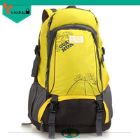 2015 New big designer waterproof cooler strong camping backpack bags wholesale China