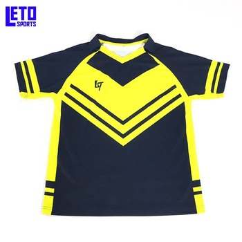 Digital Printing Full Hand New Design Cricket Team Jersey