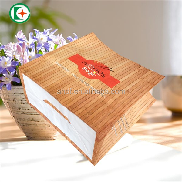 company brown luch packaging paper bag/accept custom order