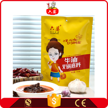 china liupo spicy flavor healthy hot pot condiment
