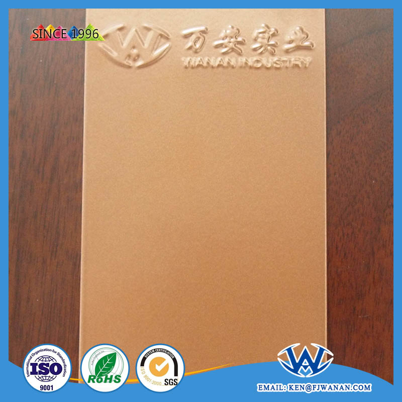 WA5270956 Outdoor Rose Gold Metallic Powder Paint