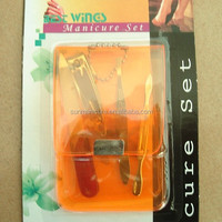 4PC Manicure Nail Care Tools Beauty