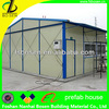 Prefabricated steel house labor camp building