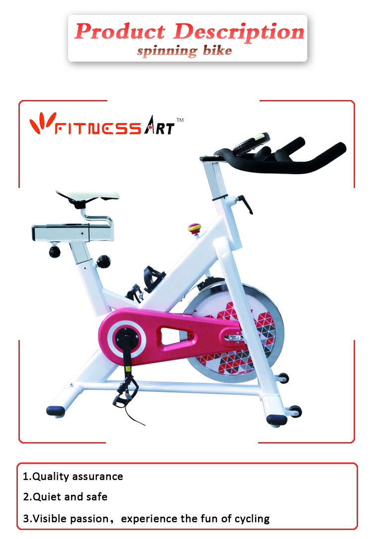 Body fit spinning bike fitness machine home spin bike