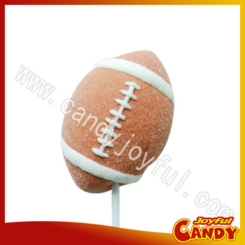 2017 hot new products NFL Jersey Marshmallow lollipop