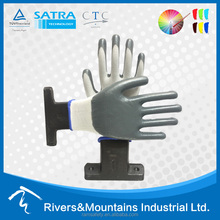 RAMSAFETY 13G Knitted Nitrile Working Gloves/safety gloves/knitted gloves