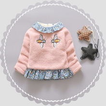 FS0173A 2018 Baby winter cute carton sweatshirts