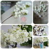 150674 China silk vision flowers party decoration decorations wedding artificial cherry blossom tree branches wholesale