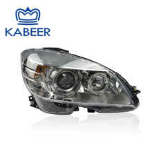 Manufacturer car hid lights original car headlamp for Mercedes W204 C200 headlight