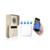 China Manufacture Doorbell Security Camera System with IC Card Unlock