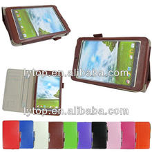 PU Leather Case Cover With Stand for ASUS MeMO Pad HD 7 ME173X - 7 inch android