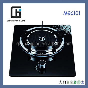 New design ceramic multi gas stove