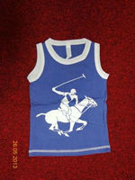 Boys Cotton Singlet