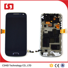 Blue LCD Display Touch Screen Digitizer For Samsung Galaxy S4 Mini i9190 i9192 i9195