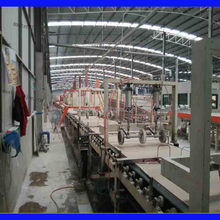 Gypsum board production machine Manufacture by Chine Lvjoe company