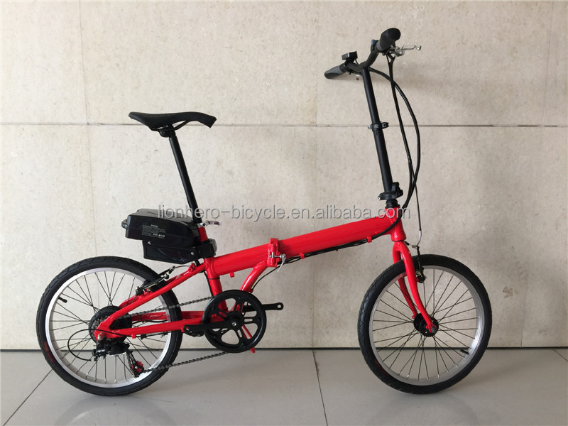 New <strong>folding</strong> electric bike / mini bicycle
