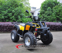 200CC 4X4 high quality ATV with EEC,2 Passenger