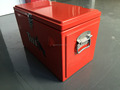 21L Iron Metal Aluminum Ice Chest with handle