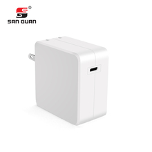 Newest QC 4.0 QC 3.0 2.0 compliant USA plug PD support usb type c wall charger
