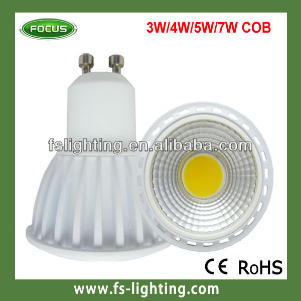 New promotion Low price GU10/MR16 3W/4W/5W/7W led spotlight 3x2w