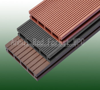 wpc hollow decking 25*150mm