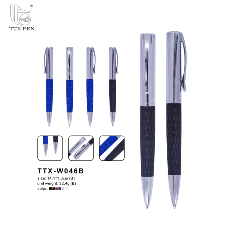 Electric Engrave Double Head Pen,Elegant Metal Ball Pen,Eco-friendly pen