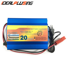 Competitive price full power 12v 20a car battery charger
