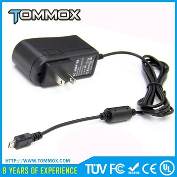Tommox Wall Plug 5v 2a Tablet adapter wall usb charger