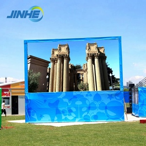 High Quality / Full Color Display Billboard/P10 SMD Screen Panel/Outdoor LED light Advertising