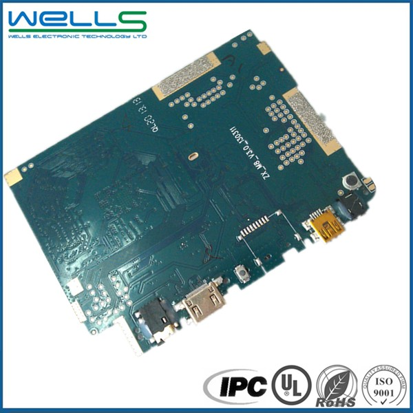 control electronic pcba pcb fabrication assembly
