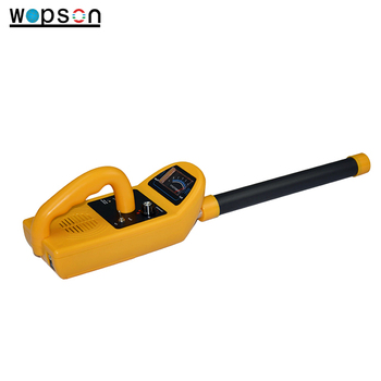 FM 512Hz Transmitter locator underground pipeline inspection with receiver