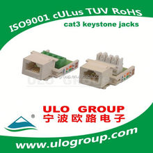 Effective rear mount fast ethernet cable connector manufacturer ulo group -021