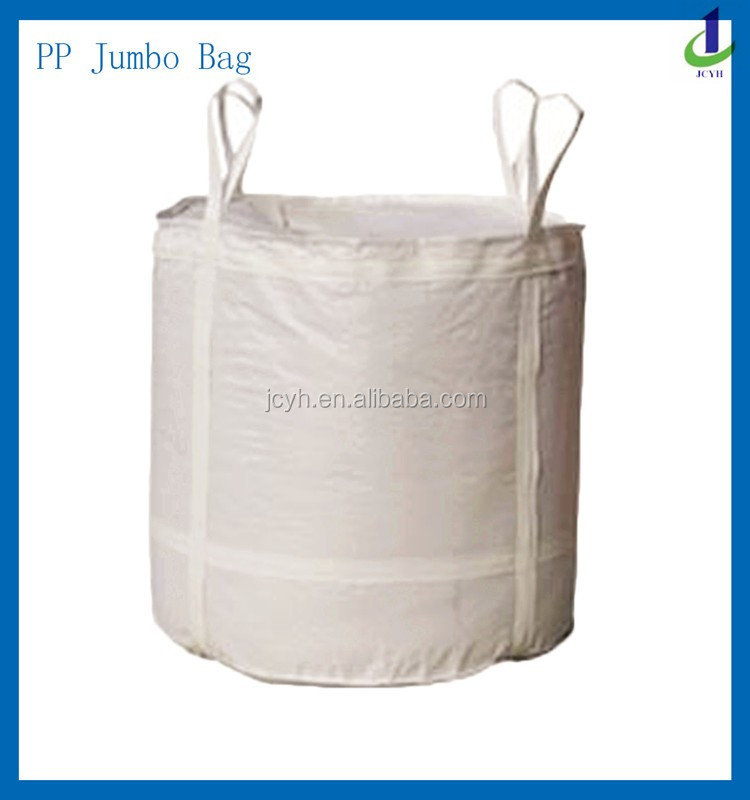 Firm PP FIBC big bag / corn seed big bag packaging