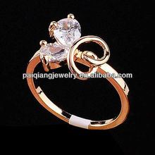 new design design finger 2 gram gold ring