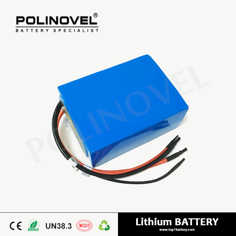 11.1v 60ah power supply li-ion battery