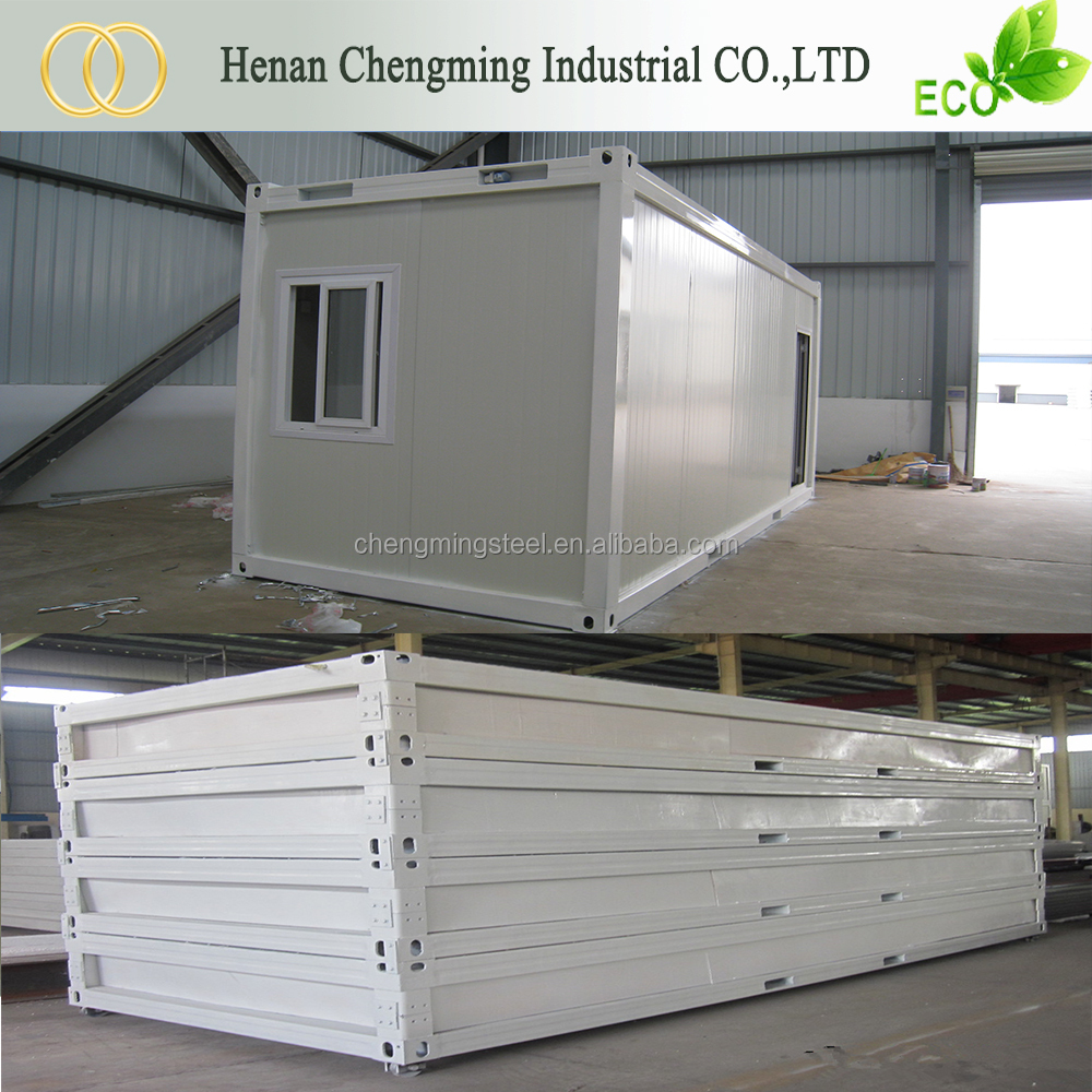 Excellent Quality Popular Modern Shipping Standard Export Sandwich Panel House Drawing