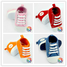 2015 Fashion Infant Baby Boy Girl Soft Baby Shoes Lovely Cheap Prewalker Baby Shoe