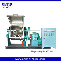 Carbon stainless steel rubber kneader mixer machine with ISO