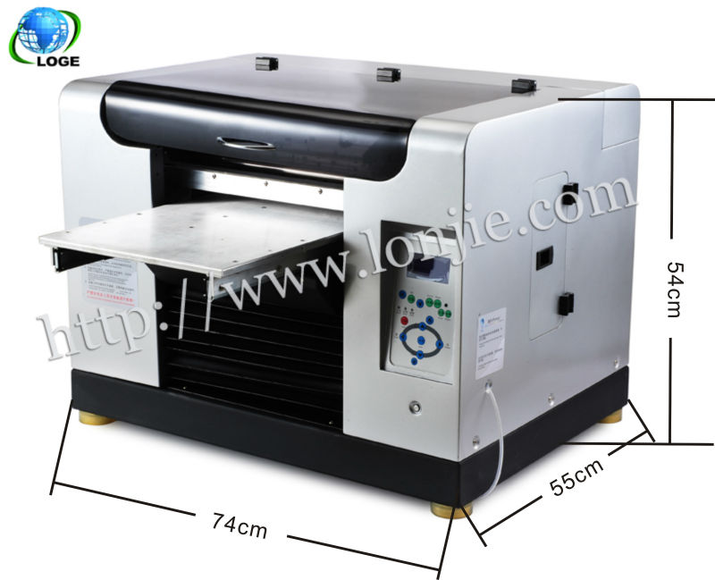 lonjie A3 U disk digital printer