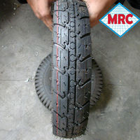 high quality 3.50-10 125cc automatic motorcycle tire
