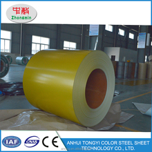 Building Material Buyer Color Coated Prepaint Galvanized Steel Coil